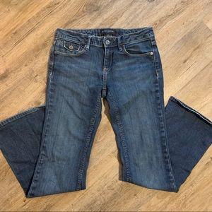 |BR| 5-Pocket Blue Jeans
